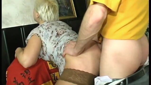 granny mature Mom asks son to fuck her